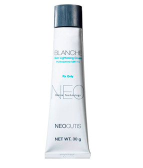 This hydroquinone Neocutis BLANCHE cream is therefore a great ...
